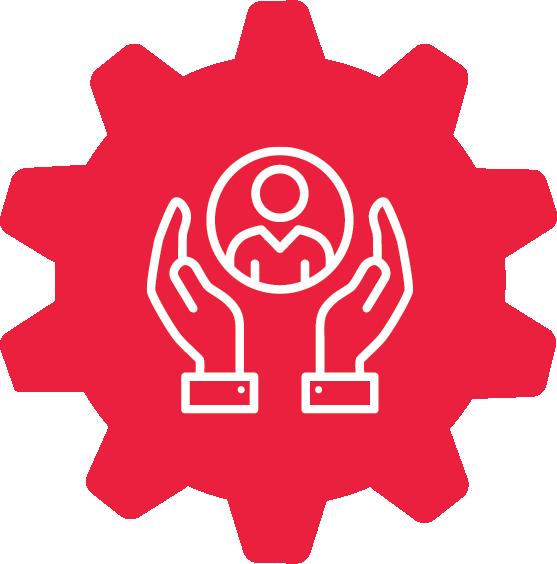 High Touch Customer Service Gear