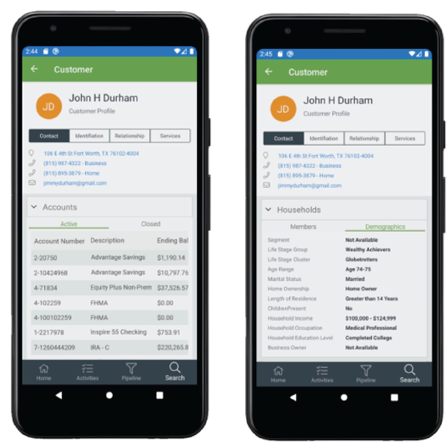 FI Works Mobile App